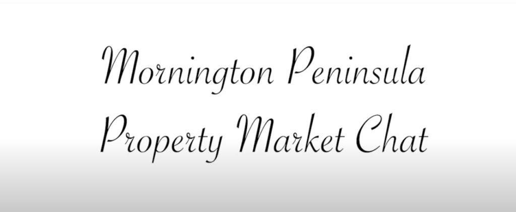 Mornington Peninsula Property Chat