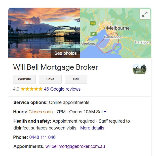 Mortgage Broker Chelsea